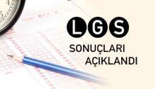LGS sonuçları açıklandı! İşte MEB sonuç sorgulama ekranı