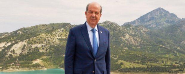 Tatar: Adil çözüm halinde Türkiye'den gelen suyu paylaşmaya hazırız