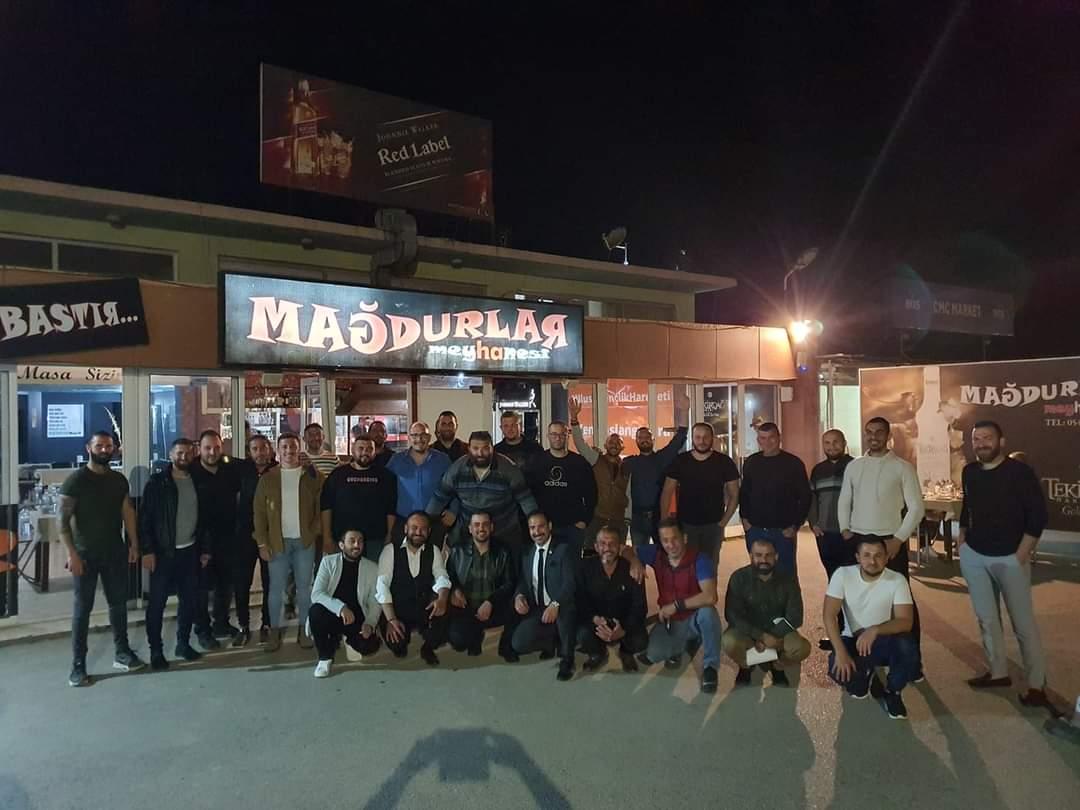 UBP Mesarya Gençlerinden Sert Çıkış