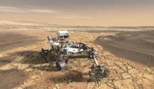 NASA Mars'ta oksijen üretti!
