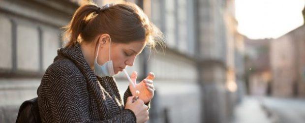 Pandemide sigara bağımlılığı rekor kırdı
