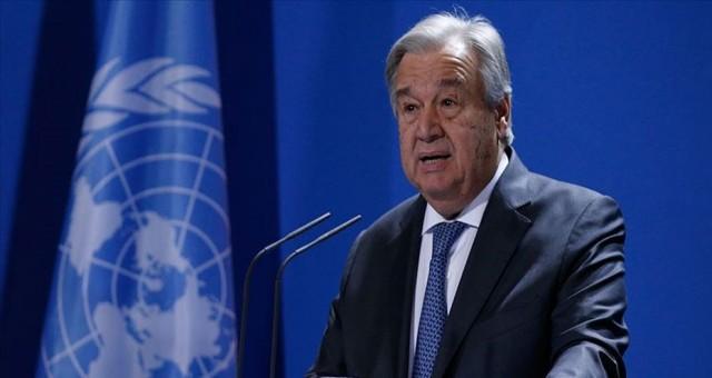 Guterres, İsrail'e yıkım ve tahliyeleri durdurma çağrısı yaptı