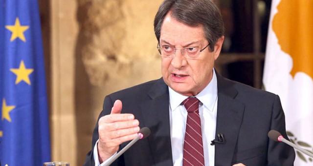 Anastasiadis: Türkiye'nin Kıbrıs sorununda önerdiği çözümü kabul etmeyiz