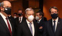 Guterres, Kıbrıs Sorunu ilgili farklı senaryolar üstünde çalışıyor