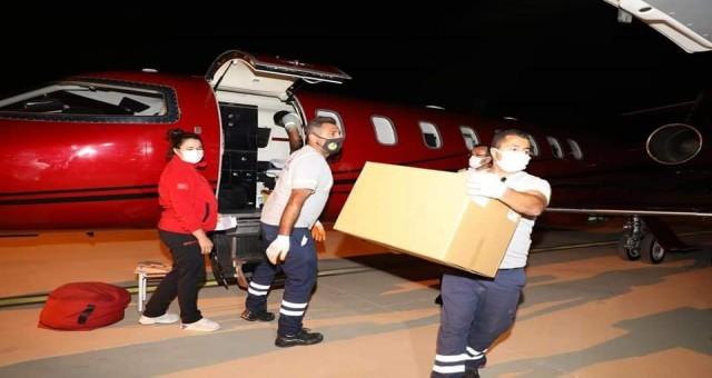 Türkiye, KKTC'ye 50 bin doz Sinovac aşısı daha gönderdi