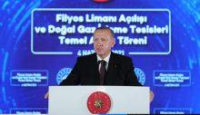 Erdoğan müjdeyi açıkladı: 135 milyar metreküplük yeni keşif