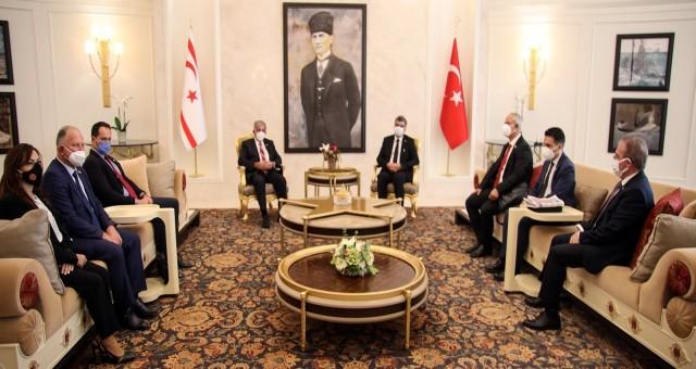 Önder Sennaroğlu Ankara'da