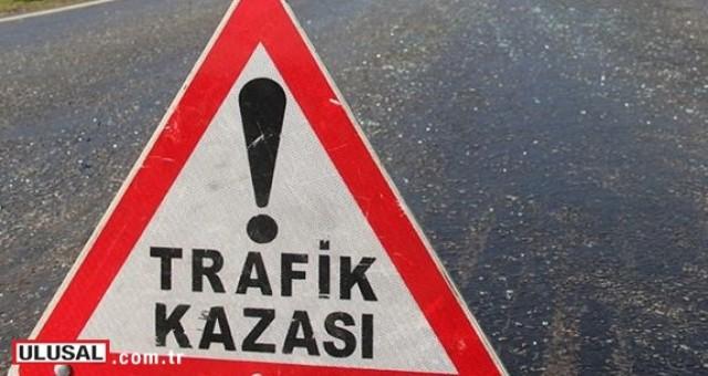 Ülkemizde son bir haftada 62 trafik kazası meydana geldi...