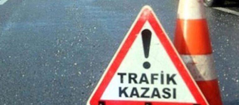 BİR HAFTADA 62 TRAFİK KAZASI, 21 KİŞİ YARALANDI..!