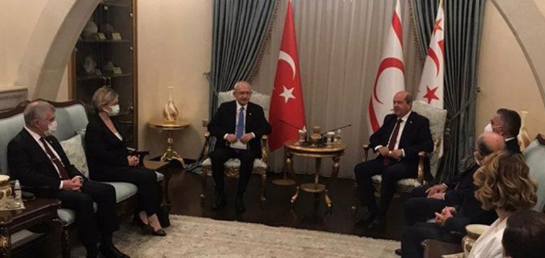 Kılıçdaroğlu: KKTC artık bağımsız ve hür bir devlet olarak tanınmalı