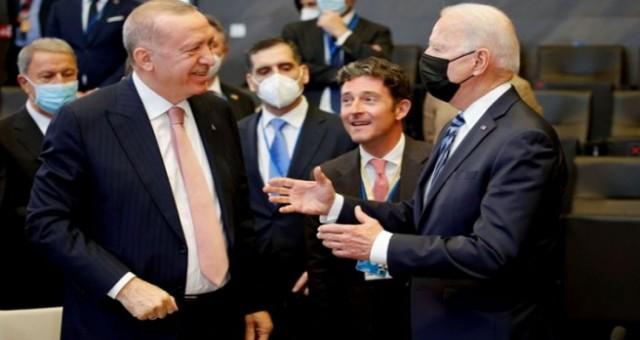 Biden, Erdoğan ile görüşmesini değerlendirdi: Toplantımız hakkında iyi şeyler hissediyorum