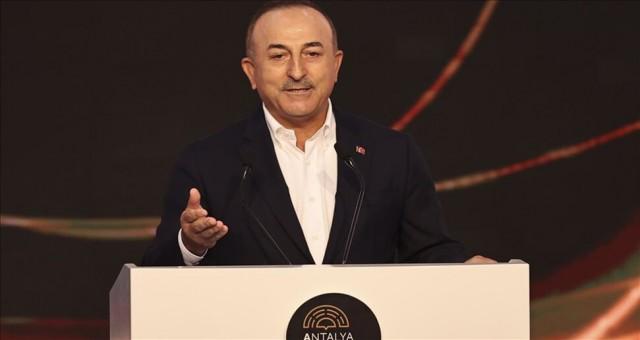 Mevlüt Çavuşoğlu: Devletler arası ilişkilerin en akışkan, en belirsiz olduğu bir dönemdeyiz