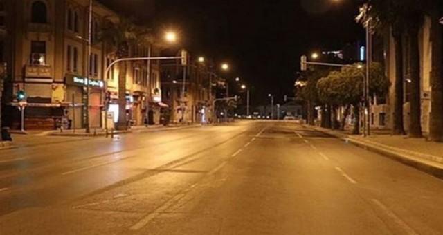 'Kısmi' sokağa çıkma yasağı 10 Ağustos'a kadar uzatıldı