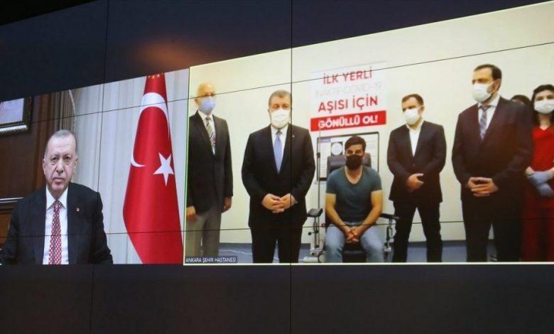 Erdoğan yerli aşının adını açıkladı: TURKOVAC !