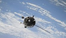 Çin, uzaya veri aktarımı özellikli yeni uydu gönderdiğini duyurdu