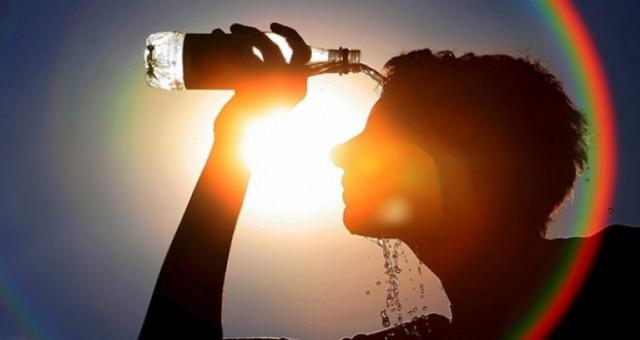Havaların ısınmasıyla güneş çarpması riski artıyor