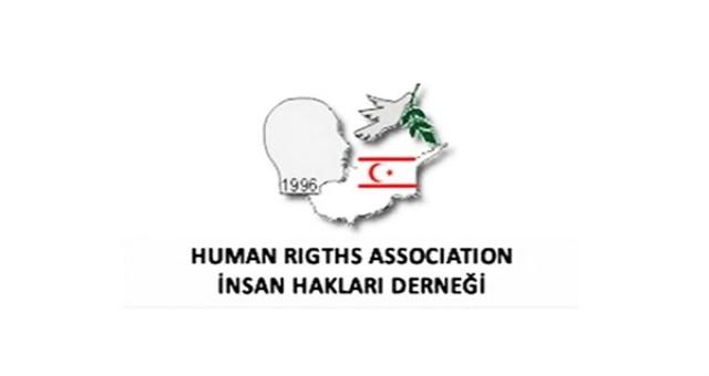 KKTC İnsan Haklari Derneği, Maraş açılımına destek belirtti