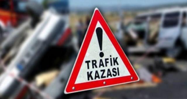 KKTC'de son bir haftada 62 trafik kazası meydana geldi