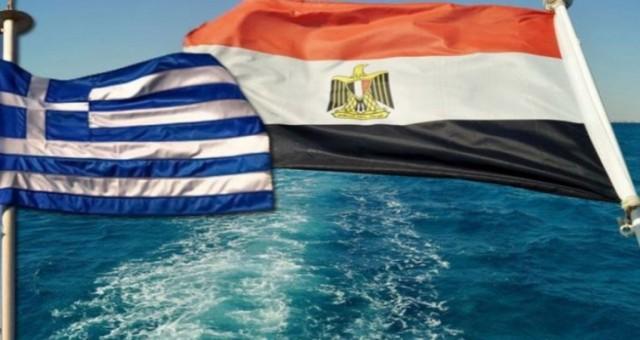Yunanistan ve Mısır savaş uçakları ortaklaşa eğitim tatbikatı gerçekleştirdi