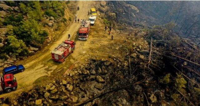 Antalya yangınları kontrol altına alındı