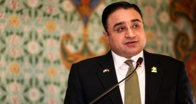 Pakistanlı Başkonsolos Pasha: KKTC'nin yanındayız