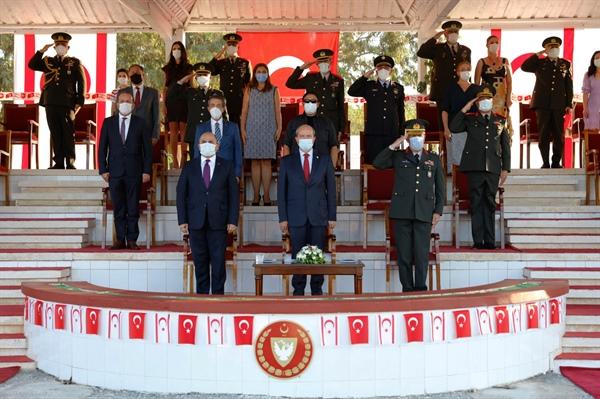Tatar, Sancak Devir Teslim Töreninde