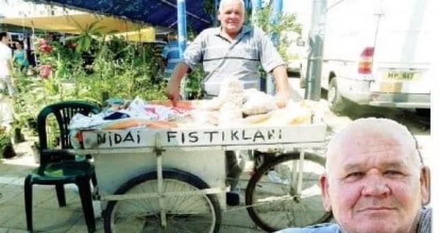 Mağusa'nın Fıstıkçı Zekeriya'sı hayatını kaybetti