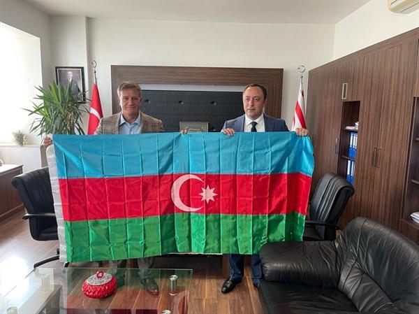 Arıklı: Beklentimiz KKTC'yi tanıyan ilk ülkenin Azerbaycan olmasıdır