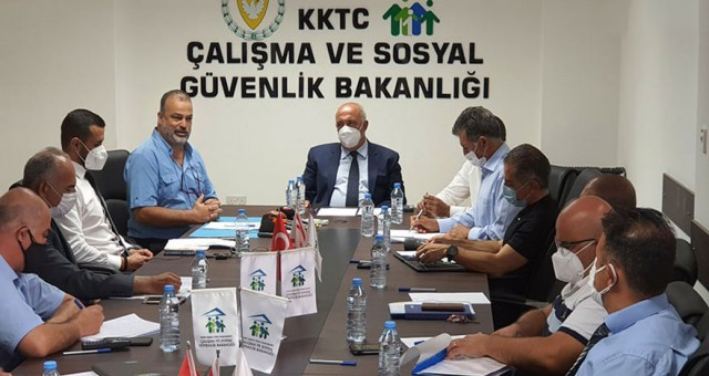 Asgari Ücret Tespit Komisyonu toplantısında sonuç çıkmadı