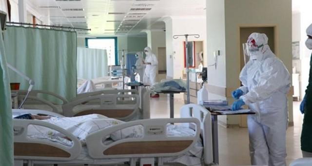 Yoğun bakımda hasta sayısı artıyor