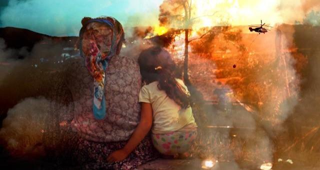 Türkiye'nin orman yangınlarıyla mücadelesi aralıksız sürüyor