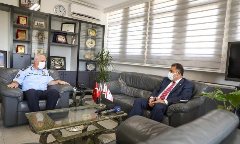 Başbakan Saner:Hükümet olarak polisimizin yanındayız