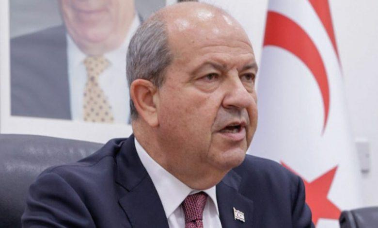 Cumhurbaşkanı Tatar bugün İstanbul'a gidiyor