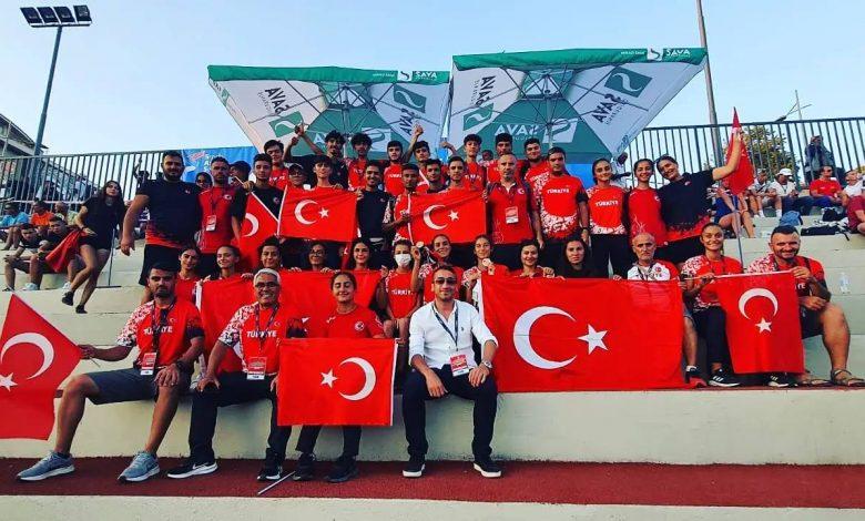 Türkiye zirvede; Taygun'dan 2 altın