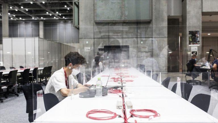 Tokyo Olimpiyatları'na akredite kişilerden 430 vaka çıktı