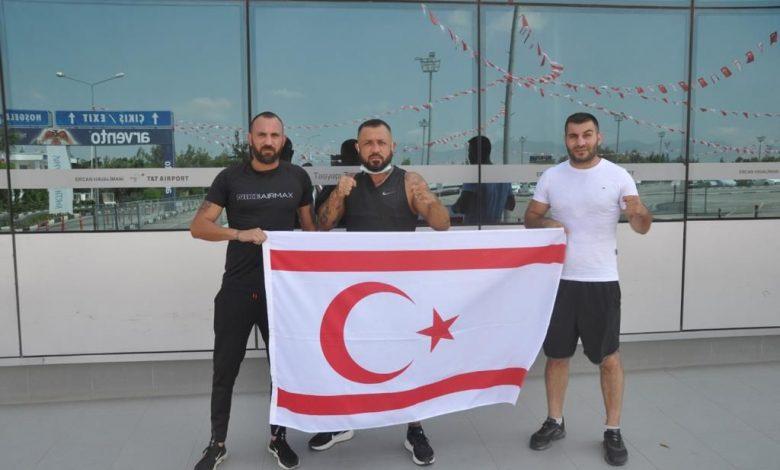 Metin Turunç 24 Temmuz'da ki müsabaka için adadan ayrıldı