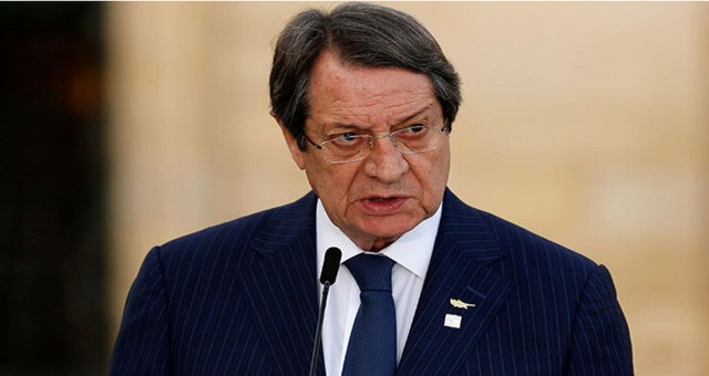 Anastasiadis: BM Genel Sekreteri ile üçlü görüşmeye tamamen hazırız