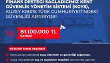 KGYS, KEİ Ofisi'nin sağladığı finans desteği ile hayata geçirildi