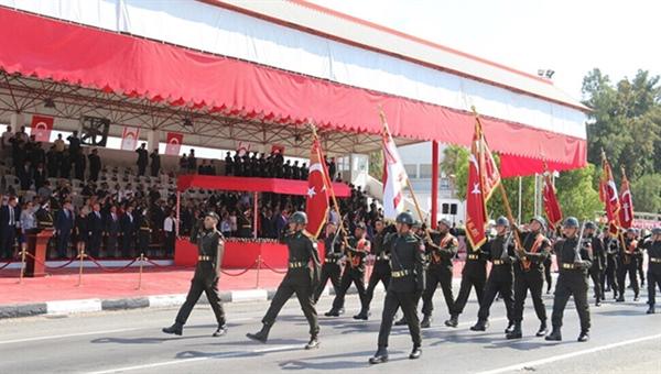 30 Ağustos Zafer Bayramı KKTC'de de kutlanacak
