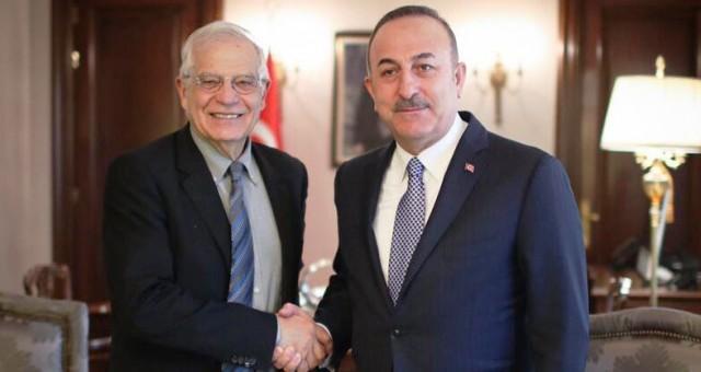 Çavuşoğlu: Bölgesel istikrar için AB'nin Türkiye'yle iş birliği yapması şart
