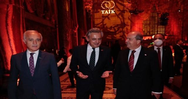 Cumhurbaşkanı Tatar, New York'ta 11'inci Türk Yatırım Konferansı'na iştirak etti