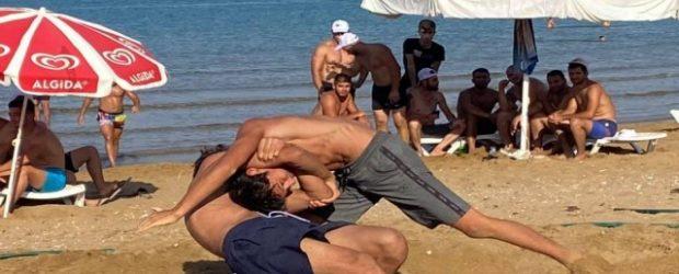 Plaj Güreşinde 3. hafta