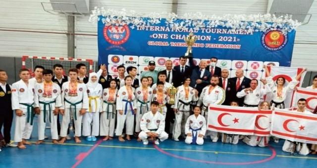 KKTC, Kırgızistan'da birinci