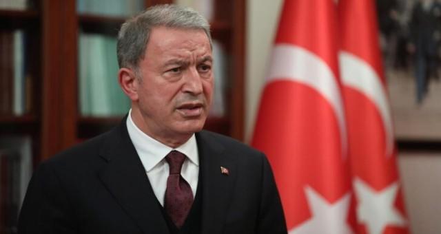 Akar'dan Rum Kesimi'ne Atatürk tepkisi: Şiddetle reddediyor, kınıyoruz