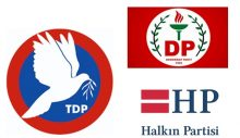 TDP'den DP ve HP'ye ziyaret
