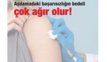 CTP: Aşı yoksa ve aşılama olmazsa salgınla baş edemeyiz