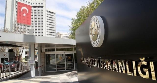 Türkiye'den Yunanistan'a 'Batı Trakya' tepkisi