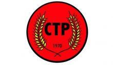 CTP:Halkın derdi külliye değil geçimdir
