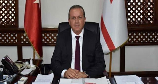 Ataoğlu:Rum ve Yunan siyasi yetkililerini de ülkemizde ağırlamaktan memnuniyet duyarız