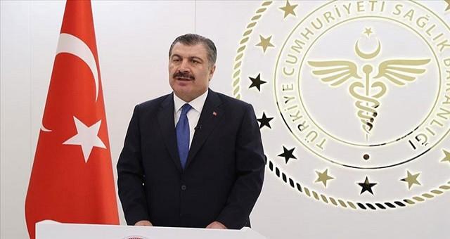 TC Sağlık Bakanı Koca: Delta varyantı Türkiye'de yüzde 90'ı geçti
